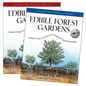 Food forestry and forest garden books