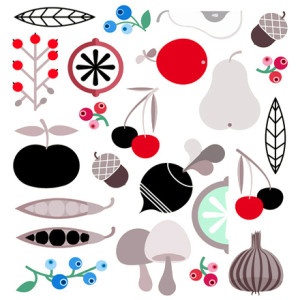 Food forest species guides